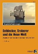 Cover-Bild zu Entdecker, Eroberer und die Neue Welt von Eggert, Jens