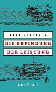 Cover-Bild zu Verheyen, Nina: Die Erfindung der Leistung (eBook)