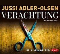 Verachtung. Der vierte Fall für Carl Mørck, Sonderdezernat Q von Adler-Olsen, Jussi