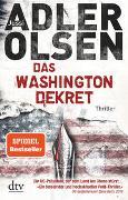 Das Washington-Dekret von Adler-Olsen, Jussi