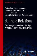 Cover-Bild zu EU-India Relations (eBook) von Zürn, Anja (Hrsg.)
