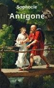 Cover-Bild zu (Sophokles), Sophocle: Antigone (eBook)