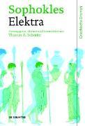 Cover-Bild zu Sophokles: Elektra (eBook)