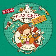 Cover-Bild zu Endlich Ferien 1: Rabbat und Ida (Audio Download) von Auer, Margit
