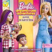 Cover-Bild zu Dreamhouse Adventures - Skipper, die Babysitterin / DJ Daisy (Audio Download) von Karallus, Thomas