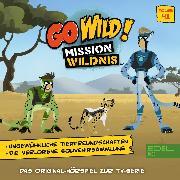 Cover-Bild zu Folge 41: Ungewöhnliche Tierfreundschaften (Das Original Hörspiel zur TV-Serie) (Audio Download) von Karallus, Thomas