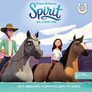 Cover-Bild zu Folge 15: Cowboy-Leben / Ein aufregender Campingausflug (Audio Download) von Karallus, Thomas