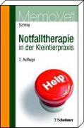 Cover-Bild zu Notfalltherapie in der Kleintierpraxis (eBook) von Schrey, Christian F