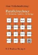 Cover-Bild zu Parallelrechner (eBook) von Bode, Arndt