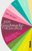 Cover-Bild zu Der Geschmacksthesaurus von Segnit, Niki