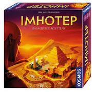 Cover-Bild zu Imhotep - Baumeister Ägyptens von Walker-Harding, Phil
