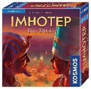 Cover-Bild zu Imhotep - Das Duell von Walker-Harding, Phil
