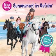 Cover-Bild zu Miss Melody, Folge 2: Summerset in Gefahr (Audio Download) von Kunstmann, Sandra
