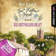 Cover-Bild zu Die gestohlene Braut - Nathalie Ames ermittelt - Tee? Kaffee? Mord!, Folge 18 (Ungekürzt) (Audio Download) von Barksdale, Ellen