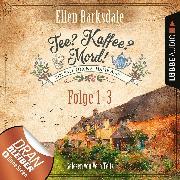 Cover-Bild zu Tee? Kaffee? Mord!, Sammelband 1: Folge 1-3 (Audio Download) von Barksdale, Ellen