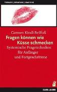 Cover-Bild zu Kindl-Beilfuss, Carmen: Fragen können wie Küsse schmecken