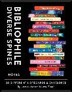 Cover-Bild zu Bibliophile Diverse Spines Notes von Harper, Jamise