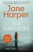 Cover-Bild zu Survivors (eBook) von Harper, Jane