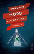 Cover-Bild zu Mord im Santa-Express (eBook) von Beinßen, Jan
