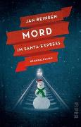 Cover-Bild zu Mord im Santa-Express von Beinßen, Jan