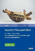 Cover-Bild zu Vorsicht Therapiefallen! von Jacob, Gitta