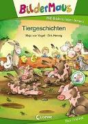 Cover-Bild zu Bildermaus - Tiergeschichten von von Vogel, Maja
