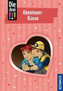 Cover-Bild zu Die drei !!!, 93, Abenteuer-Küsse von Erlhoff, Kari