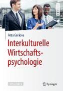 Cover-Bild zu Interkulturelle Wirtschaftspsychologie (eBook) von Genkova, Petia