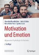 Cover-Bild zu Motivation und Emotion (eBook) von Brandstätter, Veronika