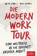 Cover-Bild zu Die Modern-Work-Tour (eBook) von Schnell, Anna