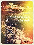 Cover-Bild zu Punkt - Punkt - Sommer - Strich (eBook) von Roy Jacobsen, Jacobsen