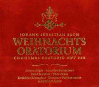 Cover-Bild zu Weihnachtsoratorium von Bach, Johann Sebastian (Komponist)