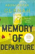 Cover-Bild zu Memory of Departure (eBook) von Gurnah, Abdulrazak