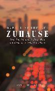 Cover-Bild zu Schreiber, Daniel: Zuhause (eBook)