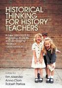 Cover-Bild zu Historical Thinking for History Teachers (eBook) von Allender, Tim (Hrsg.)