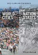 Cover-Bild zu World Cities and Nation States von Clark, Greg