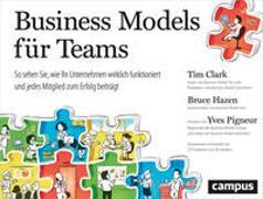 Cover-Bild zu Business Models für Teams von Clark, Tim