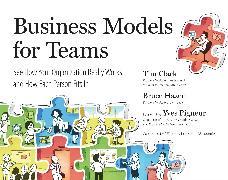 Cover-Bild zu Business Models for Teams von Clark, Tim