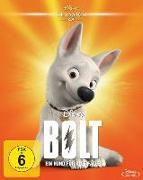 Cover-Bild zu Bolt - Ein Hund für alle Fälle von Fogelman, Dan