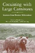 Cover-Bild zu Coexisting with Large Carnivores (eBook) von Clark, Tim