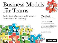 Cover-Bild zu Business Models für Teams (eBook) von Clark, Tim
