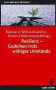Cover-Bild zu Welter-Enderlin, Rosmarie (Hrsg.): Resilienz - Gedeihen trotz widriger Umstände