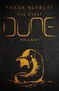 Cover-Bild zu Great Dune Trilogy (eBook) von Herbert, Frank