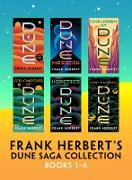 Cover-Bild zu Frank Herbert's Dune Saga Collection: Books 1 - 6 (eBook) von Herbert, Frank