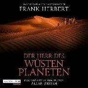 Cover-Bild zu Der Herr des Wüstenplaneten (Audio Download) von Herbert, Frank