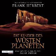 Cover-Bild zu Die Kinder des Wüstenplaneten (Audio Download) von Herbert, Frank