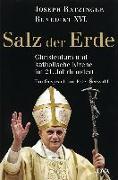 Cover-Bild zu Salz der Erde von Ratzinger, Joseph
