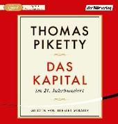 Cover-Bild zu Das Kapital im 21. Jahrhundert von Piketty, Thomas