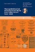 Cover-Bild zu Strohm, Christoph: Theologenbriefwechsel im Südwesten des Reichs in der Frühen Neuzeit (1550-1620)