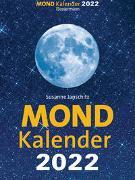 Cover-Bild zu Mondkalender 2022. Der beliebteste Abreißkalender seit über 20 Jahren von Janschitz, Susanne